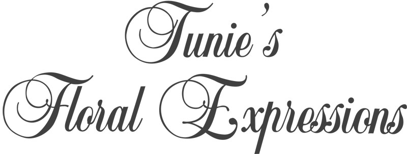Tunie's Floral Expressions Logo